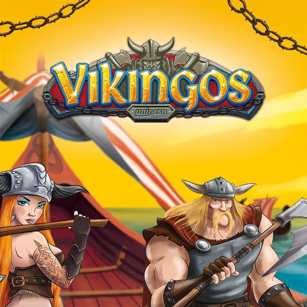 Unidesa - Vikingos