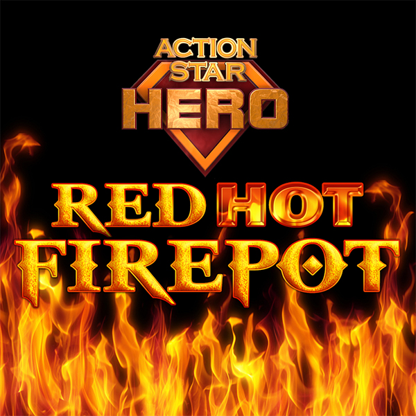 Unidesa - Action Star Hero- Red Hot Firepot