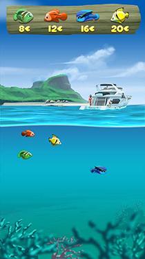 Minijuego Pesca La Perla del Caribe